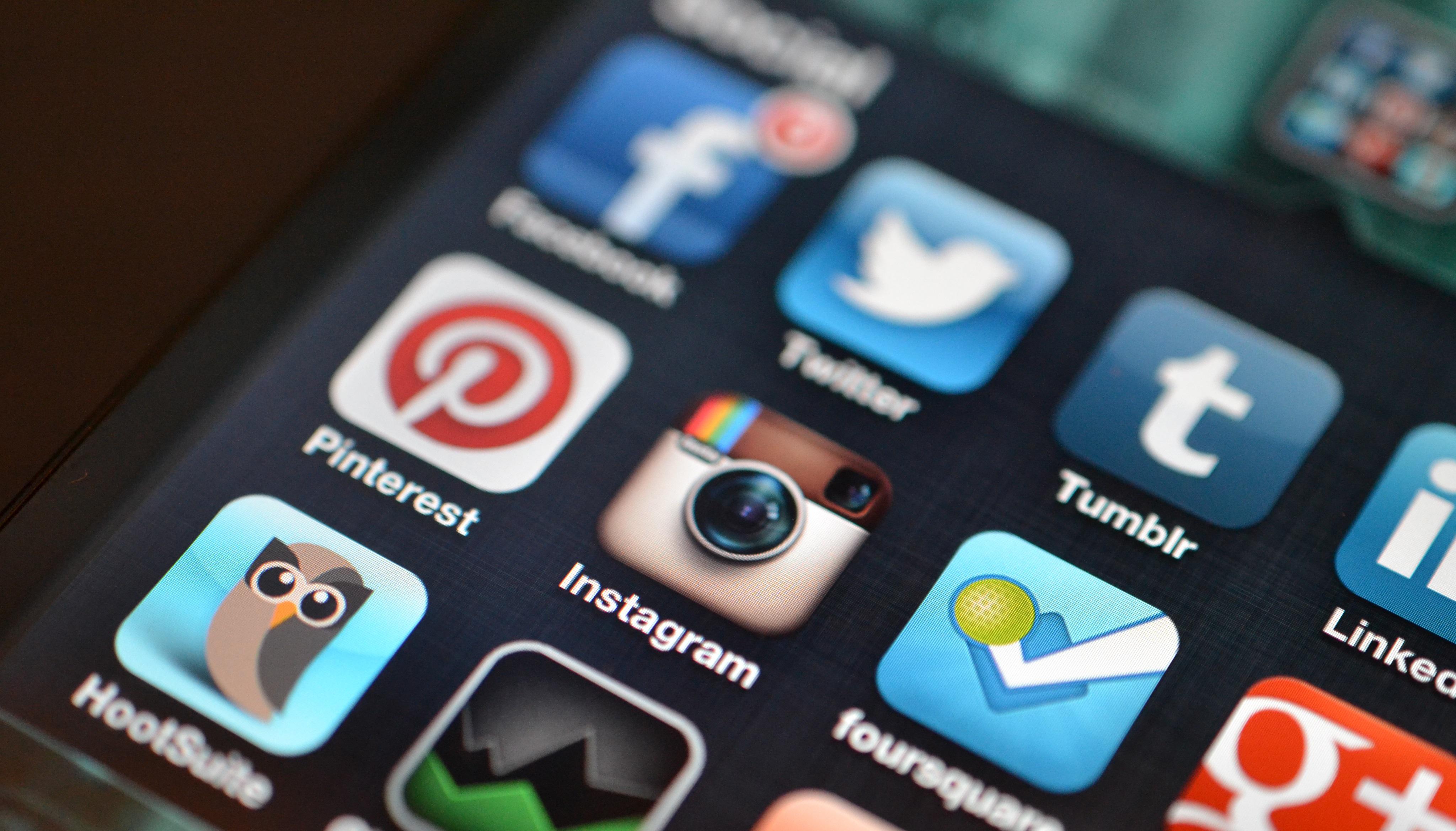 Instagram w smartfonie