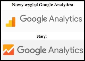 nowy wygląd analityki Google
