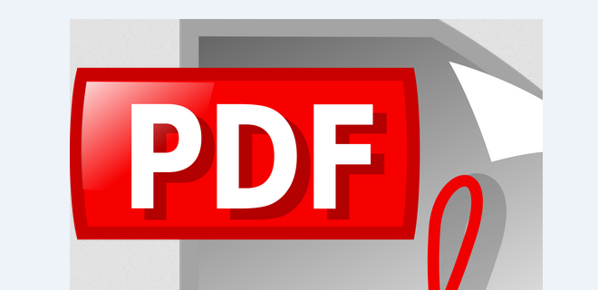 pozycjonowanie PDF