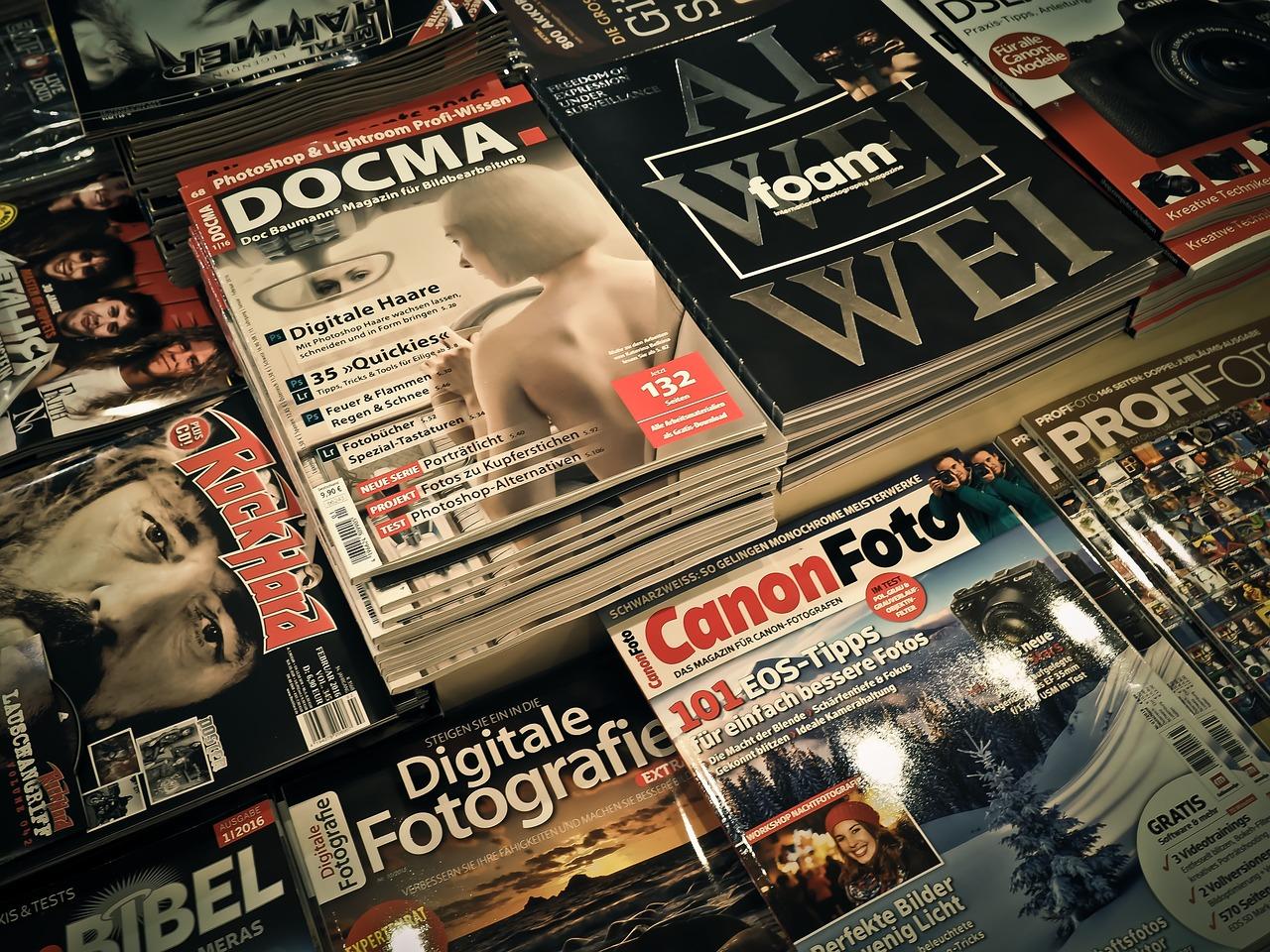 magazyny opinii