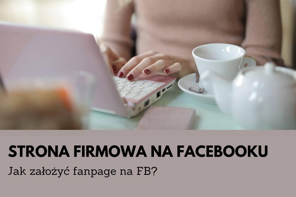 Jak założyć stronę na FB