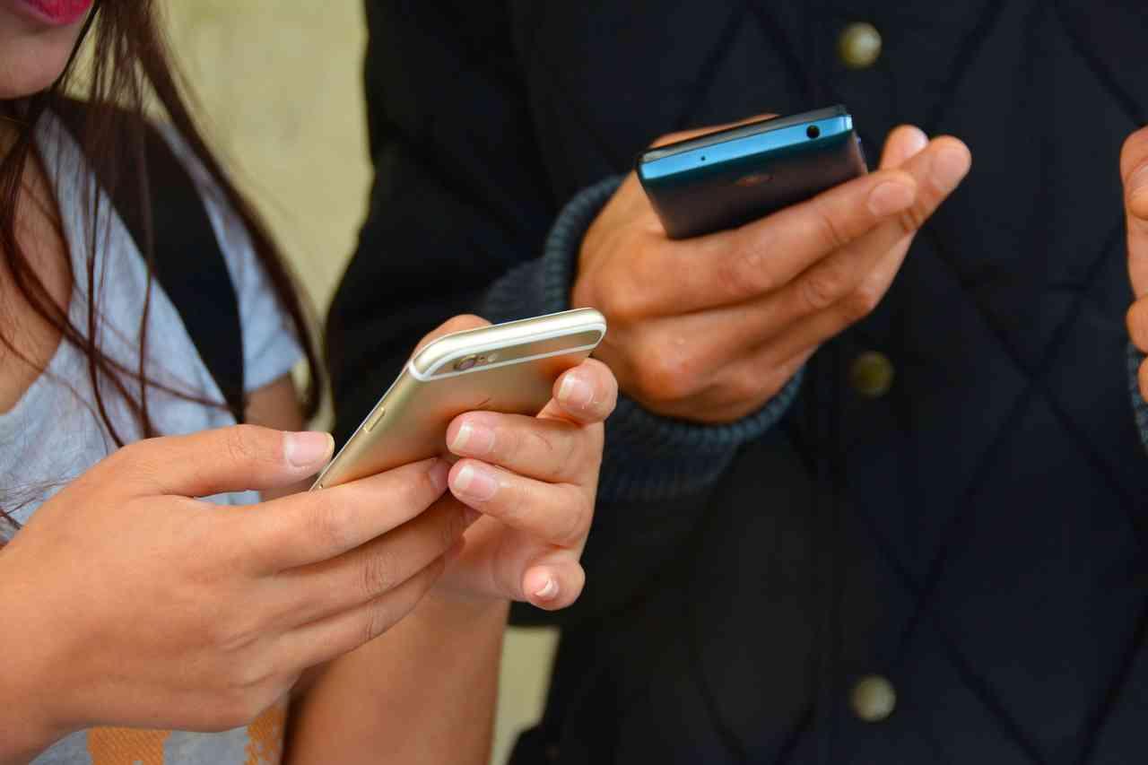 telefony aplikacje