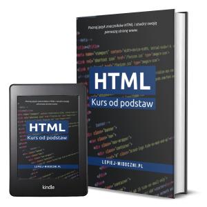 HTML kurs e-book