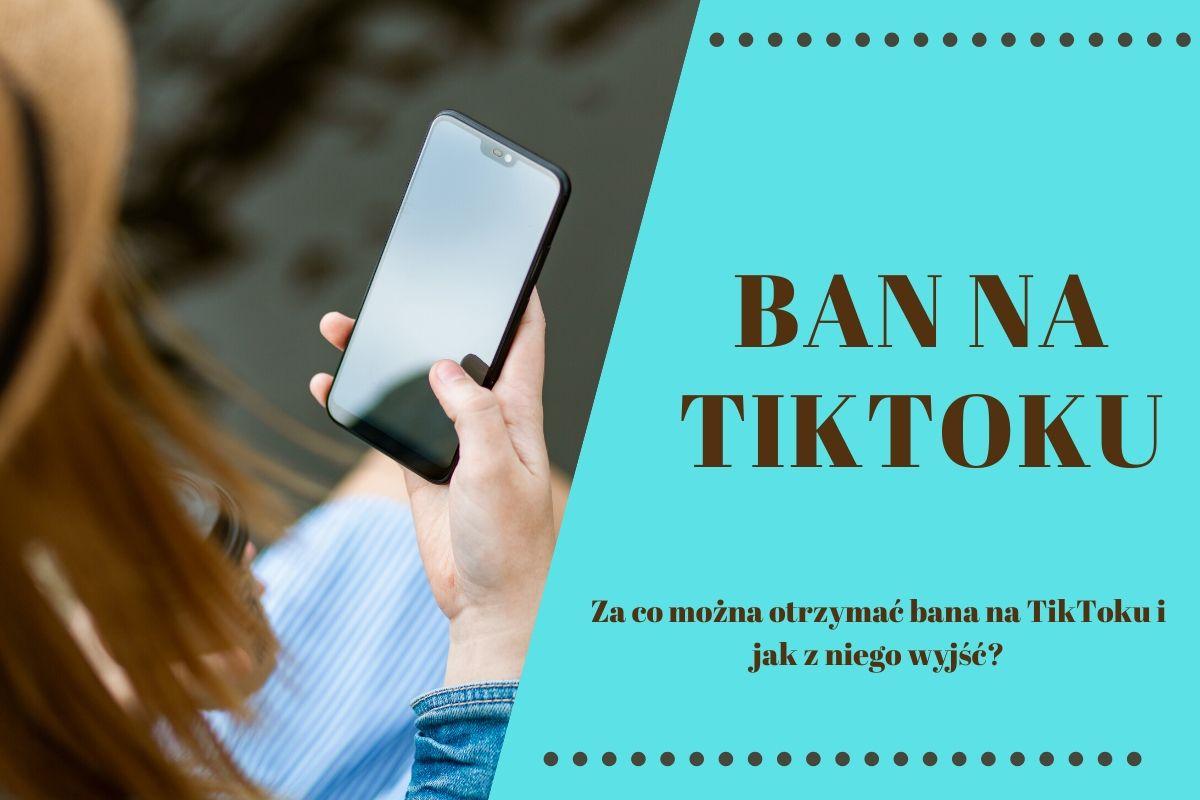 Ban na tiktoku