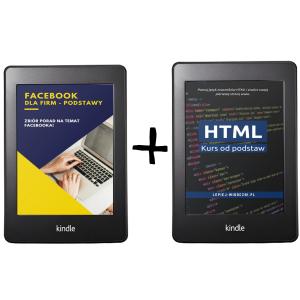 kursy HTML + FB