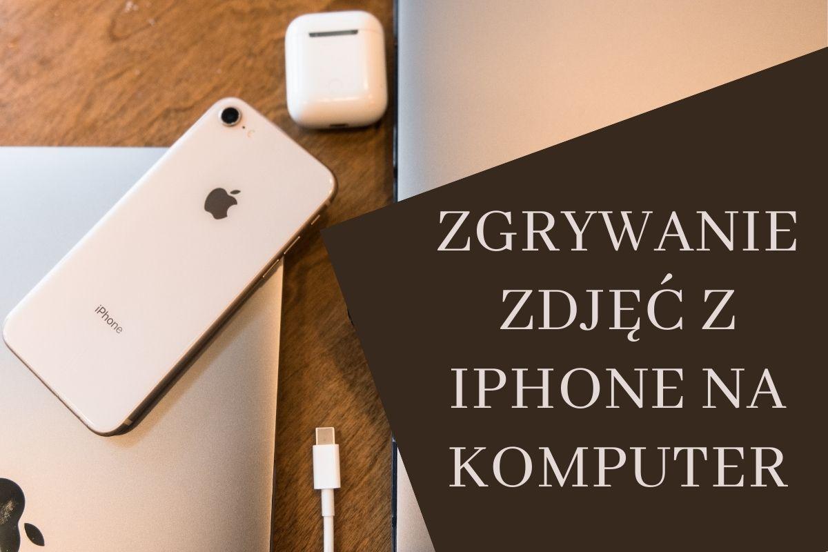Kopiowanie kontaktów z telefonu na komputer