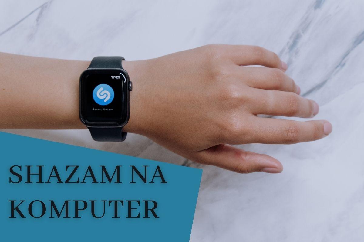 Shazam na komputer PC